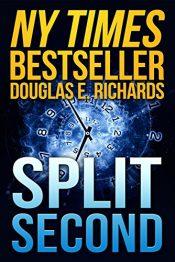 bargain ebooks Split Second Scifi/Thriller by Douglas E. Richards