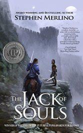 bargain ebooks The Jack of Souls YA Fantasy by Stephen Merlino