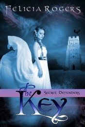 bargain ebooks The Key YA Paranormal Romance by Felicia Rogers