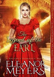 bargain ebooks The Legend of the Earl Historical Romance by Eleanor Meyers
