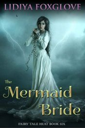 bargain ebooks The Mermaid Bride Romantic Fantasy by Lidiya Foxglove