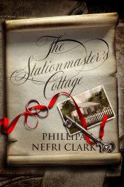 bargain ebooks The Stationmaster's Cottage Romantic Mystery by Phillipa Nefri Clark