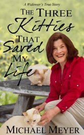 bargain ebooks The Three Kitties That Saved My Life Romance Memoir by Michael Meyer