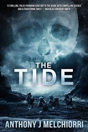 bargain ebooks The Tide SciFi Thriller by Anthony J Melchiorri