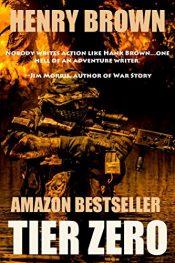 bargain ebooks Tier Zero Action/Adventure by Henry Brown
