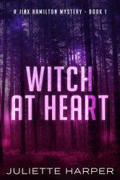 bargain ebooks Witch at Heart Urban Fantasy Mystery by Juliette Harper