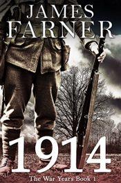 bargain ebooks 1914 Historical Fiction by James Farner