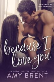 bargain ebooks Because I Love You Romance by Amy Brent