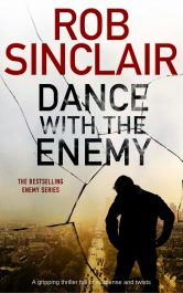 amazon bargain ebooks Dance with the Enemy Thriller by Rob Sinclair