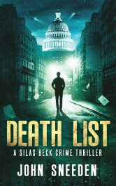bargain ebooks Death List Mystery / Crime Thriller by John Sneeden