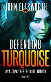 bargain ebooks Defending Turquoise Mystery/Thriller by Mike Sheriff
