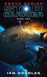 bargain ebooks Earth Strike: Star Carrier: Book One Science Fiction by Ian Douglas
