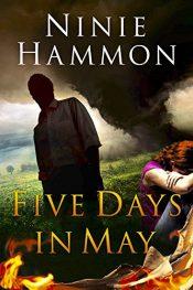 bargain ebooks Five Days in May Thriller by Ninnie Hammon