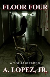 bargain ebooks Floor Four Horror by A. Lopez Jr.