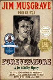 bargain ebooks Forevermore Historical Mystery by Jim Musgrave