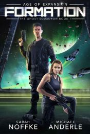 bargain ebooks Formation Science Fiction by Sarah Noffke