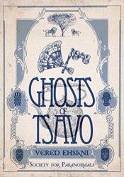 amazon bargain ebooks Ghosts of Tsavo Historical Fiction byVered Ehsani