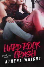 bargain ebooks Hard Rock Crush Contemporary Romance byAthena Wright