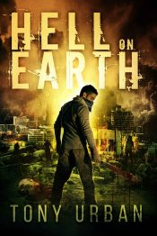 bargain ebooks Hell on Earth Post Apocalyptic Science Fiction by Tony Urban