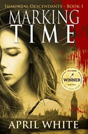 bargain ebooks Marking Time Young Adult/Teen Fantasy by April White