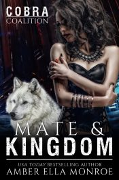bargain ebooks Mate & Kingdom (Caedmon Wolves) Paranormal Romance by Amber Ella Monroe