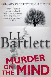 bargain ebooks Murder on The Mind Mystery by L.L. Bartlett