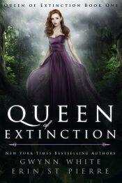 bargain ebooks Queen of Extinction YA Fantasy Adventure by Gwynn White & Erin St Pierre