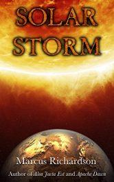 amazon bargain ebooks Solar Storm Scifi Adventure by Marcus Richardson