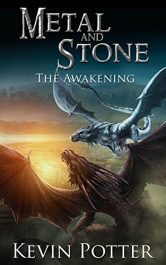amazon bargain ebooks The Awaking (Metal and Stone Book 1) Fantasy Adventure by Kevin Potter