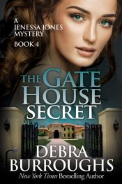 bargain ebooks The Gate House Secret Cozy Mystery by Debra Burroughs