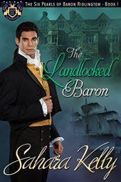 bargain ebooks The Landlocked Baron Historical Fiction by Sahara Kelly