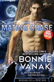 bargain ebooks The Mating Chase Erotic Romance by Bonnie Vanak
