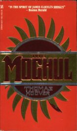 bargain ebooks The Moghul Historical Fiction by Thomas Hoover