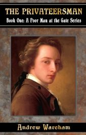 amazon bargain ebooks The Privateersman Historical Fiction by Andrew Wareham