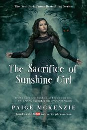 bargain ebooks The Sacrifice of Sunshine Girl Young Adult/Teen Horror by Paige McKenzie