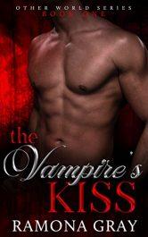 bargain ebooks The Vampire's Kiss Erotic Romance by Ramona Gray
