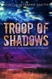 bargain ebooks Troops of Shadows Post-Apocalyptic Science Fiction by Nicki Huntsman Smith