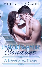 amazon bargain ebooks Unsportsmanlike Conduct. Sports Romance by Melody Heck Gatto