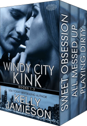 bargain ebooks Windy City Kink Erotic Romance by Kelly Jamieson