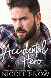 bargain ebooks Accidental Hero Contemporary Romance by Nicole Snow