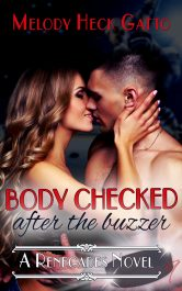 bargain ebooks Body Checked (After the Buzzer) Sports Romance by Melody Heck Gatto