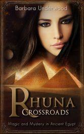 bargain ebooks Rhuna: Crossroads Fantasy by Barbara Underwood