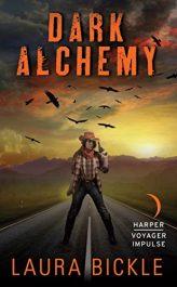 bargain ebooks Dark Alchemy Scifi / Fantasy Horror by Laura Bickle