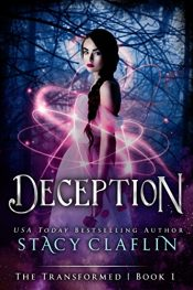 bargain ebooks Deception YA Horror by Stacy Claflin