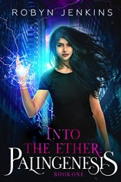 amazon bargain ebooks Into The Ether Superhero Fantasy by Robyn Jenkins