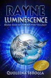 bargain ebooks Luminescence Horror by Amy Cross