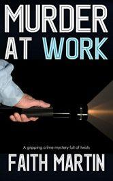 bargain ebooks Murder at Work Cozy Mystery by Faith Martin