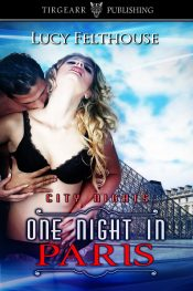 amazon bargain ebooks One Night in Paris Erotic Romance by Lucy Felthouse