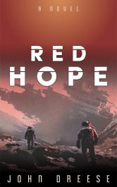 bargain ebooks Red Hope Science Fiction Adventure by John Dreese