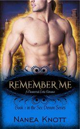 bargain ebooks Remember Me Erotic Romance by Nanea Knott